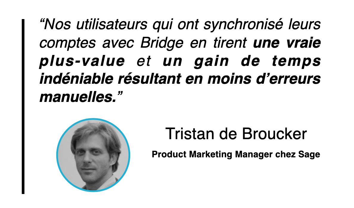 Témoignage Tristan de Broucker Sage
