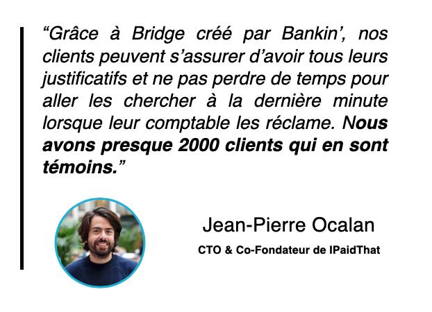 Témoignage Jea-Pierre Ocalan IPaidThat